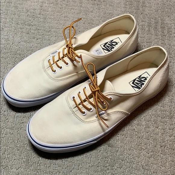 Vans Shoes   Vans Authentic Off White